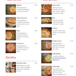 Pizzerie U Kristyna Olomouc Menu 1