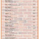 Frankos Restaurant Ceske Budejovice Menu 2