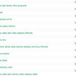 Kebab & Pizza U Matěje Znojmo Menu 2