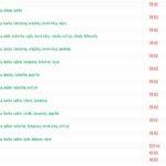 Kebab & Pizza U Matěje Znojmo Menu 3