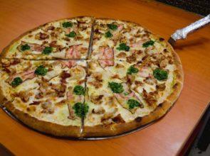 Pizza Del Monte