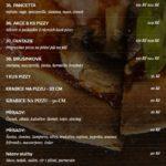 Pizza Del Monte Jihlava Menu 4