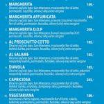 Pizzeria Da Pietro Plzen Menu 1