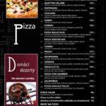Pizzeria & Restaurant Mikulášská Plzen Menu 1