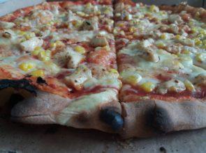 Fofrová pizza