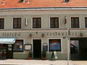 Italská restaurace