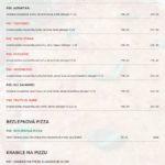 Pizza Měšice Měšice Menu 8