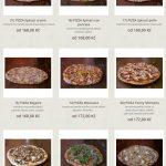 Pizza Agnese Ceske Budejovice Menu 3