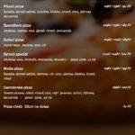 Pizza Burger Malse Ceske Budejovice Menu 3