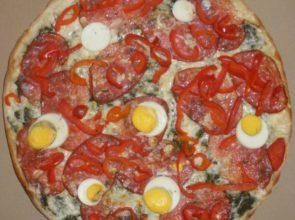 Pizza Májovka