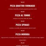 Pizza Point Ceske Budejovice Menu 2