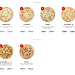 Pizza Vosime.ostrava Menu 1