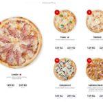Pizza Vosime.ostrava Menu 2