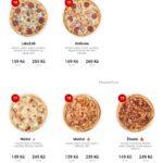 Pizza Vosime.ostrava Menu 3
