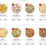 Pizza Vosime.ostrava Menu 4