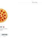 Pizza Vosime.ostrava Menu 5