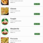 Pizzeria Patricia Olomouc Menu 4