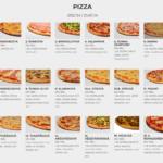 Supsup Pizza Olomouc Menu 1