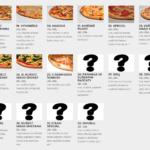 Supsup Pizza Olomouc Menu 2