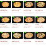 Jvs Pizza Olomouc Menu 1