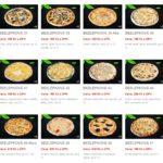 Jvs Pizza Olomouc Menu 10