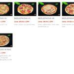 Jvs Pizza Olomouc Menu 11