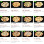 Jvs Pizza Olomouc Menu 2