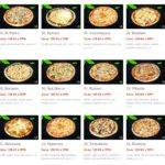 Jvs Pizza Olomouc Menu 3