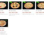 Jvs Pizza Olomouc Menu 5