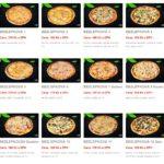 Jvs Pizza Olomouc Menu 7