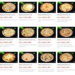 Jvs Pizza Olomouc Menu 9