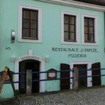 Restaurace A Pizerie U Papeže Strakonice 1