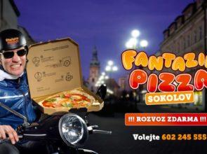 Fantazie Pizza