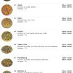 Pizza Expres Strakonice Menu 2