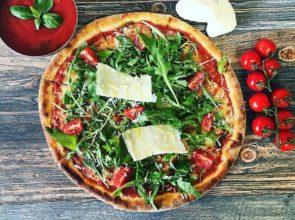 Pizza Fiori
