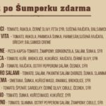 Pizza Go Sumperk Menu 2