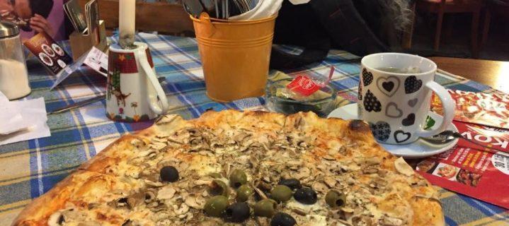 Pizza Maškovka