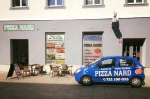Pizza Nard Cheb 3