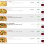 Pizza Pertutto Prerov Menu 2