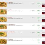 Pizza Pertutto Prerov Menu 3