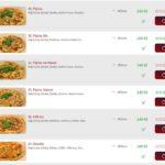 Pizza Pertutto Prerov Menu 4