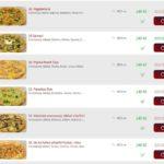 Pizza Pertutto Prerov Menu 5