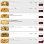 Pizza Pertutto Prerov Menu 6