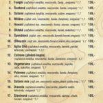 Pizzeria Alibaba Liberec Menu 1