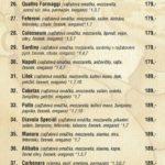 Pizzeria Alibaba Liberec Menu 2