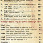 Pizzeria Alibaba Liberec Menu 3