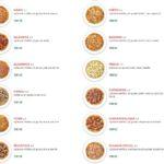 Pizzeria Fresco Praha Menu 2