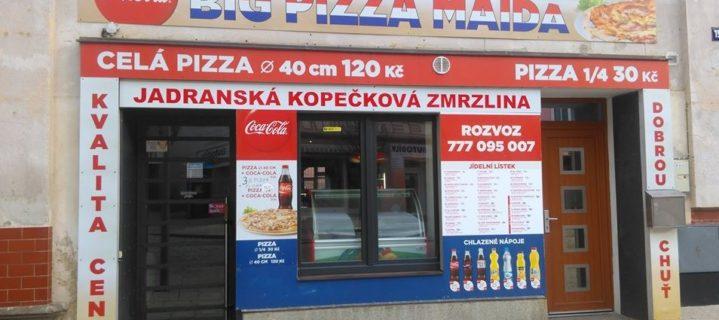 Pizzeria Maida