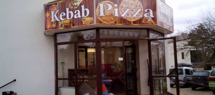 Kebab House & Pizza