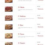 Pizza Klecany La Locanda Klecany Menu 2